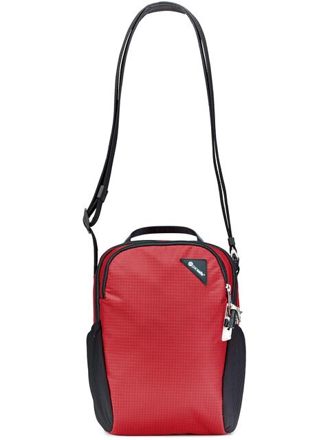Pacsafe Vibe 200 Crossbody Bag Goji Berry